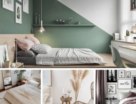 Quick & easy bedroom makeover ideas