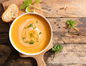 how to make the perfect vegan lentil soup