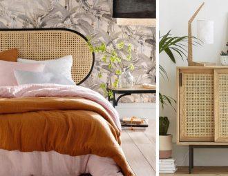 Stunning cane webbing furniture