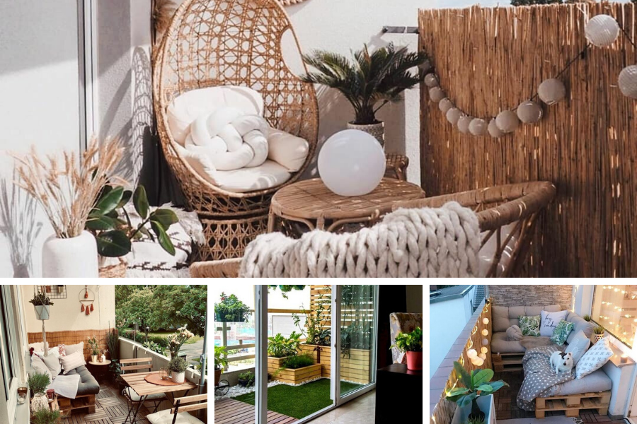 How to update your balcony for summer
