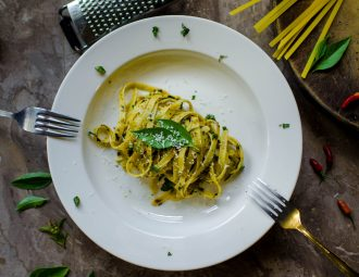 how to make your own vegan pasta