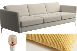 Scandinavian design inspiration with BoConcept